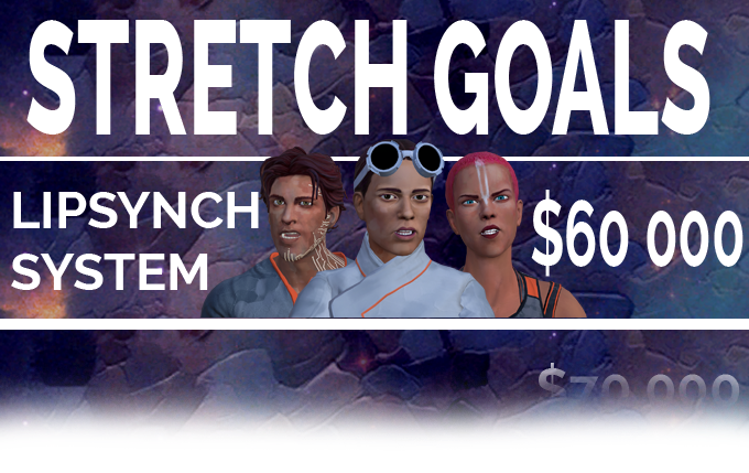 The Lipsynch System will truly bring our characters to life!