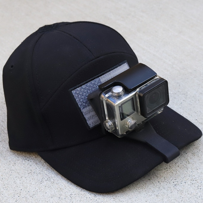 SIDEKICK POV Cap Mount for the GoPro® HERO Camera