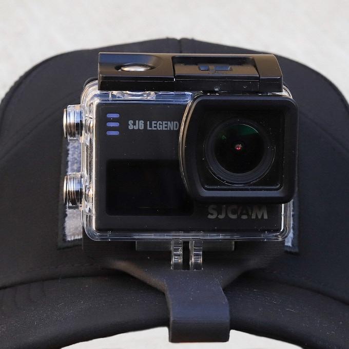 SIDEKICK POV Cap Mount for the SJCamHD Cameras