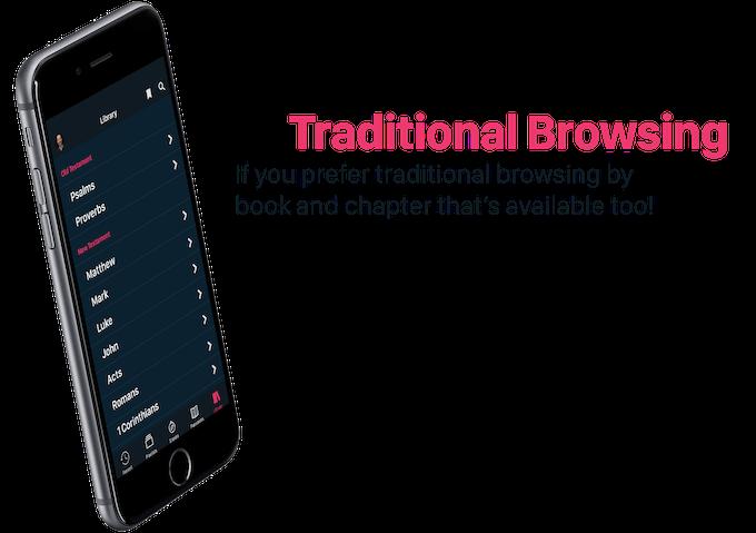 Dwell Scripture Listening App by Jon & Josh Bailey — Kickstarter