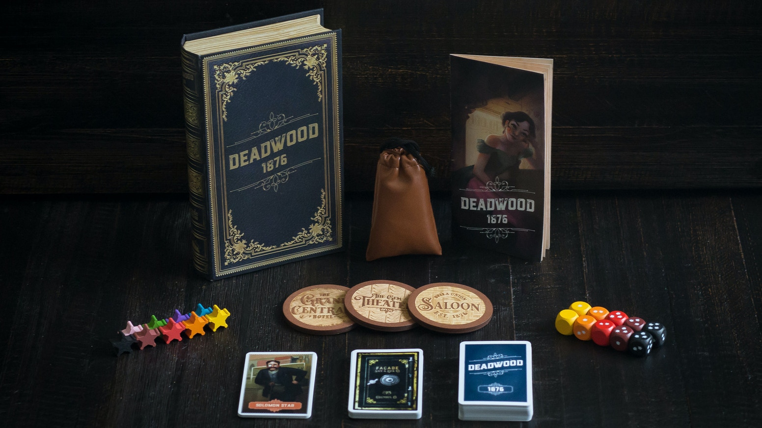deadwood 1876 a safe robbing game of teamwork betrayal by travis