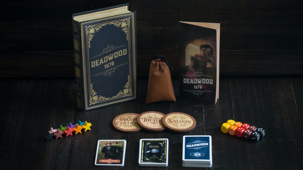 Deadwood 1876: A Safe-Robbing Game of Teamwork & Betrayal project video thumbnail