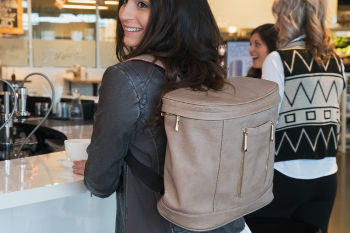 The perfect backpack for everday, work, and travel. Click the link below to pre-order!
