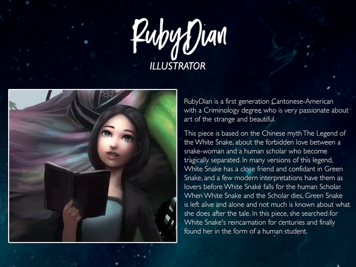 RubyDian: http://rubydart.tumblr.com/