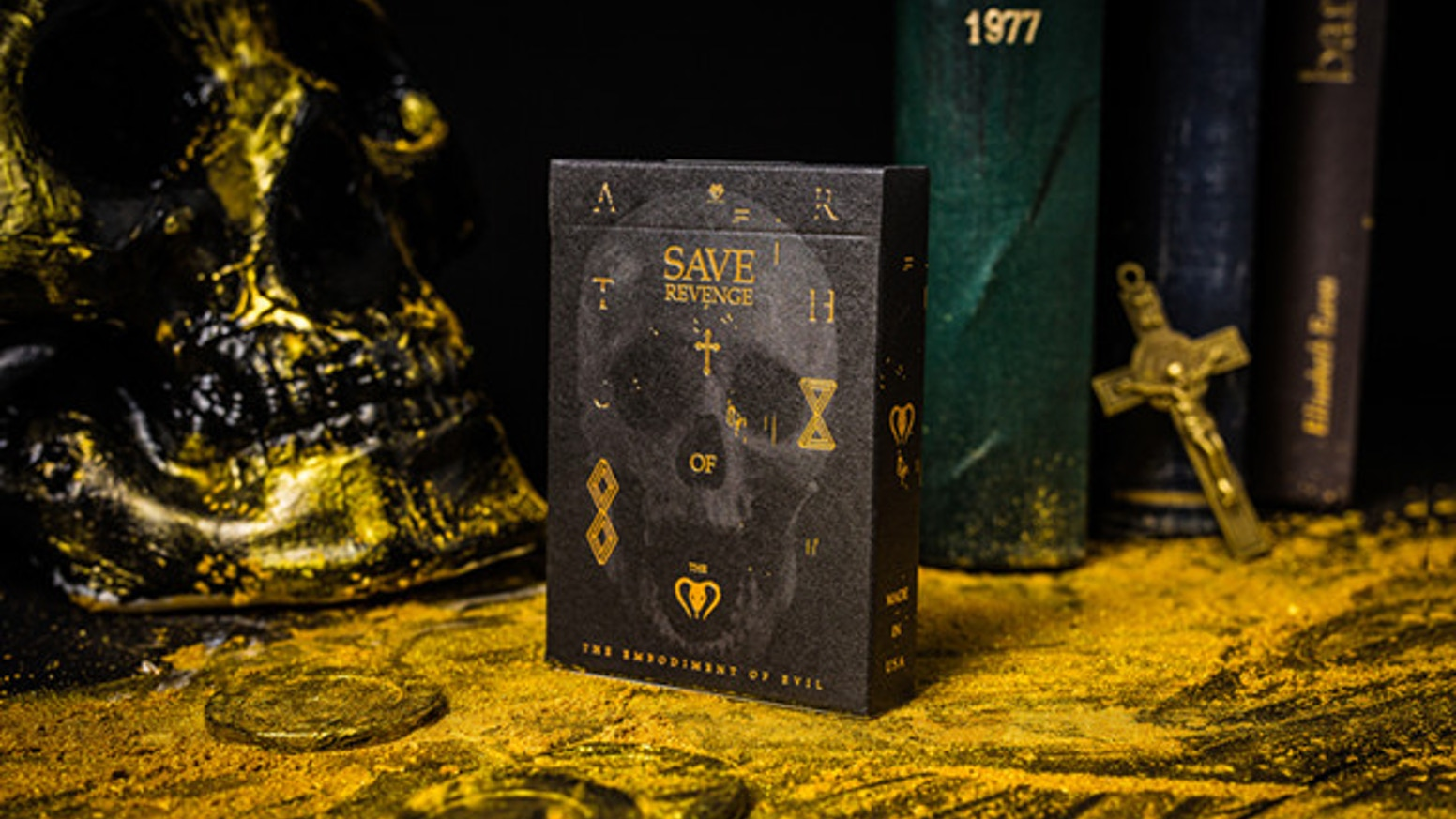 SAVE Playing Cards Printed By USPCC