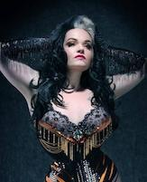Molly Moonstone- Artist & Burlesque Dancer