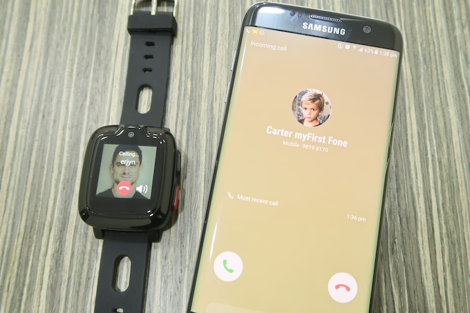 Real-time video & voice calls and voice memos