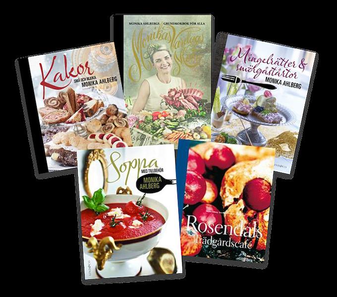 Monikas Kokböcker