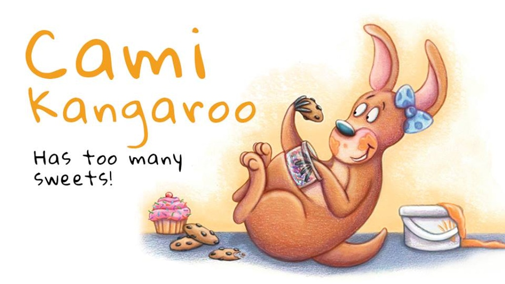 Cami Kangaroo Has Too Many Sweets project video thumbnail