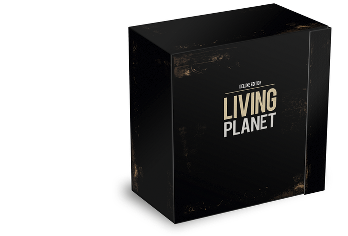 LIVING PLANET by Christophe Boelinger