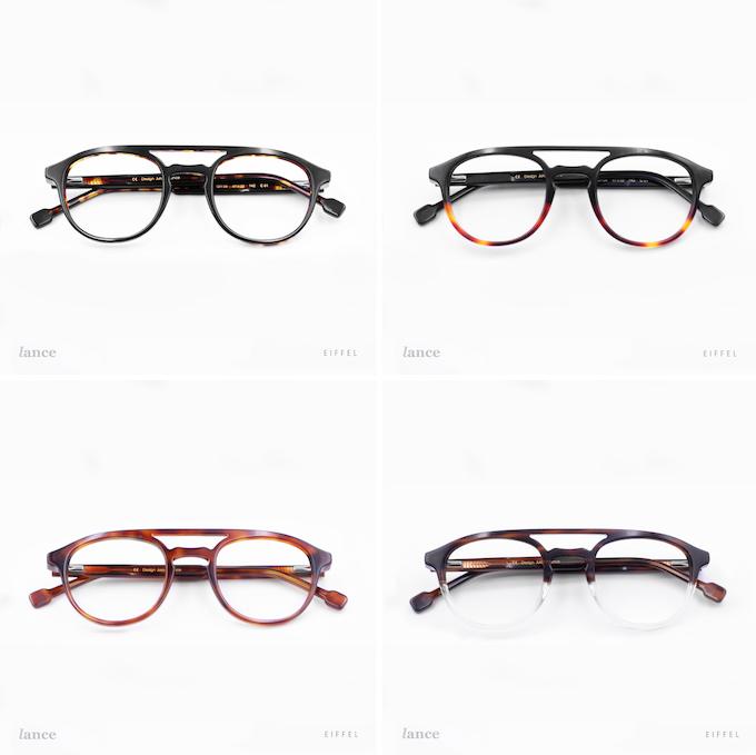 6bc94fba0c1b Redefining Luxury Eyewear With Smart Lenses - Lance Glasses by Lance ...