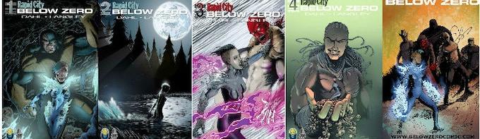 The original covers