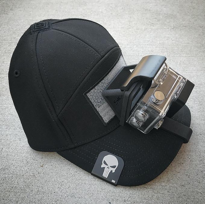 SIDEKICK POV Cap Mount for GoPro® HERO Full Size