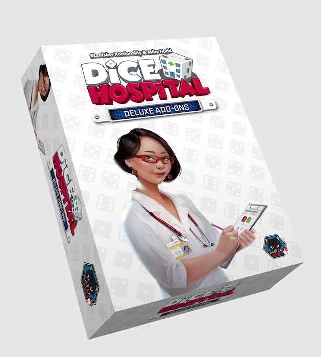 Dice Hospital Expansion Box