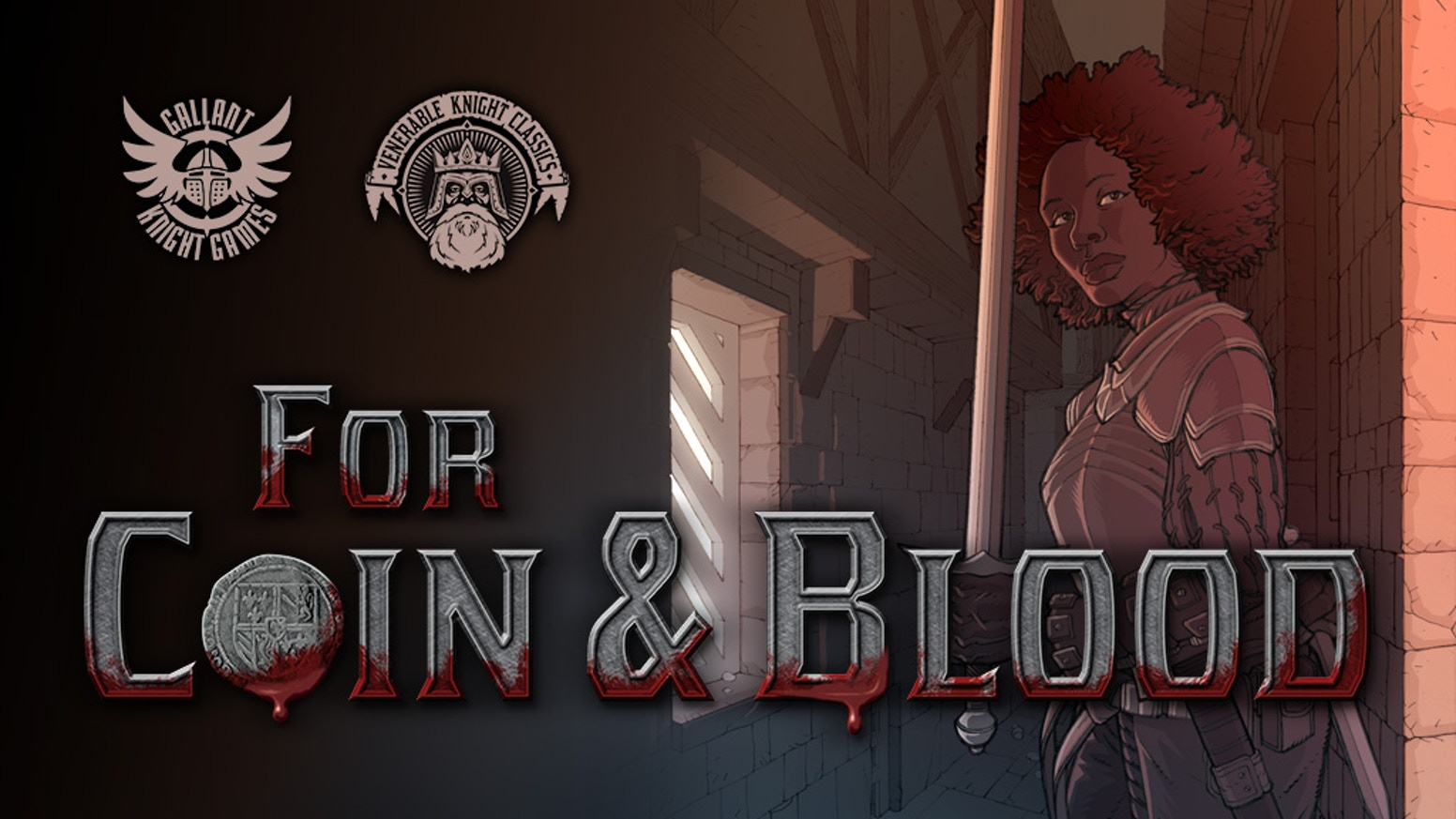 For Coin & Blood: Grimdark Old-School Fantasy Roleplaying ...