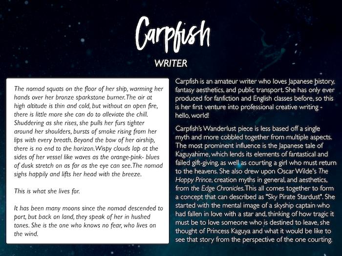Carpfish: twitter.com/carpfeesh