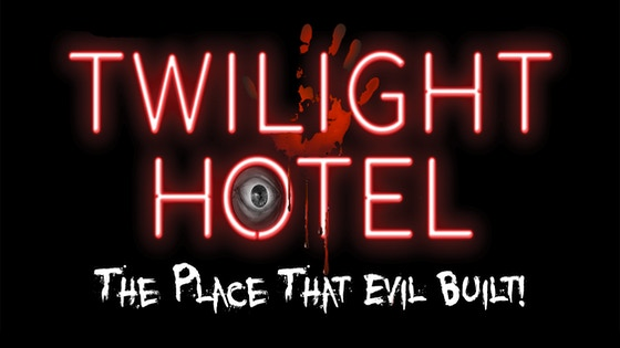 TWILIGHT HOTEL: Complete Volume 1 Horror Comic Book Series