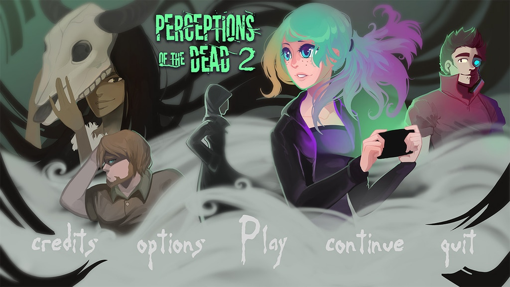 Perceptions of the Dead 2 project video thumbnail