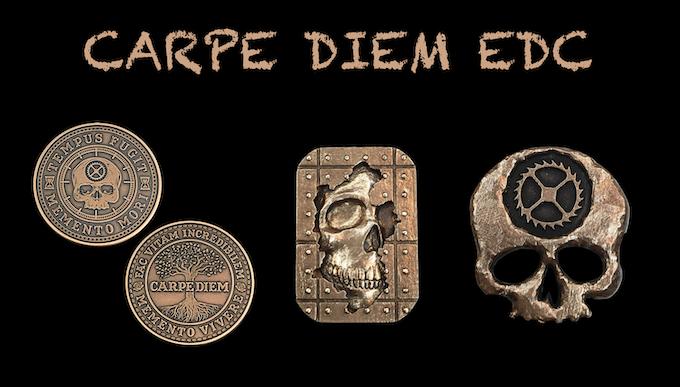 Carpe Diem EDC Backer Rewards