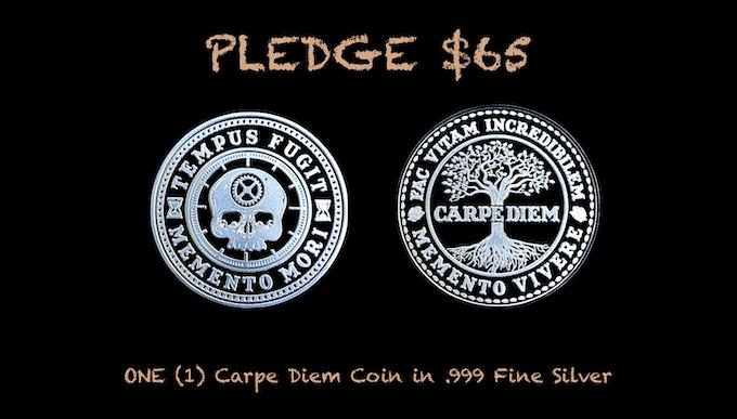 Reward for $65 Pledge