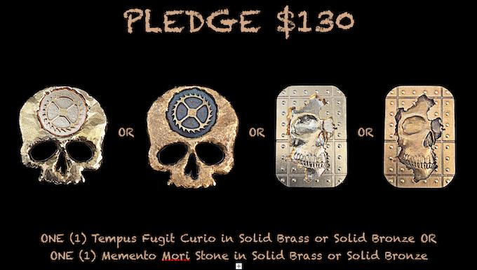 Reward for $130 Pledge