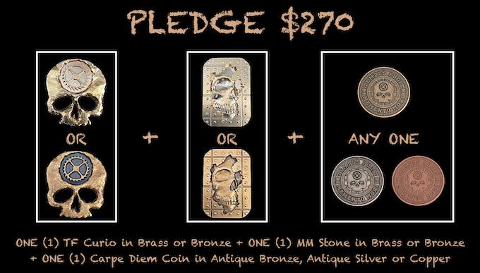 Reward for $270 Pledge