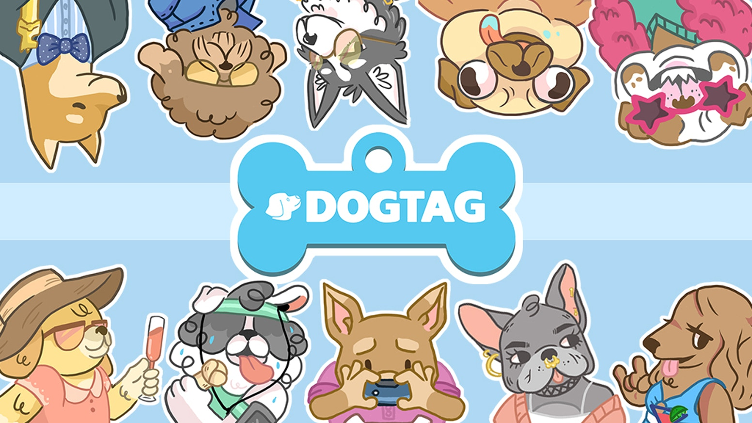 Dogtag: The Attention Grabbing Card Game For Dogpeople