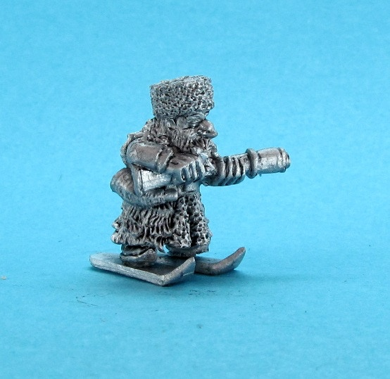 Dwarf marksman on skis  £3