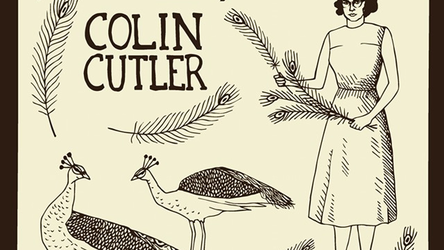 Peacock Feathers EP by Colin Cutler » Watch your mailboxes