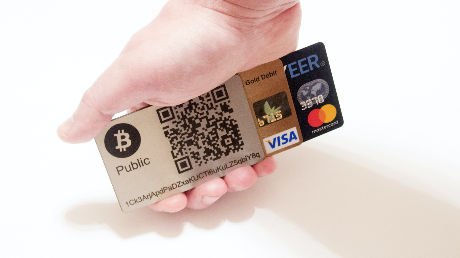 cryptocurrency physical wallet