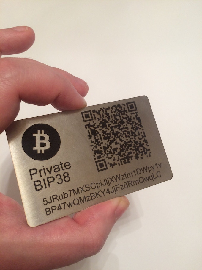 Side 2 Private Key