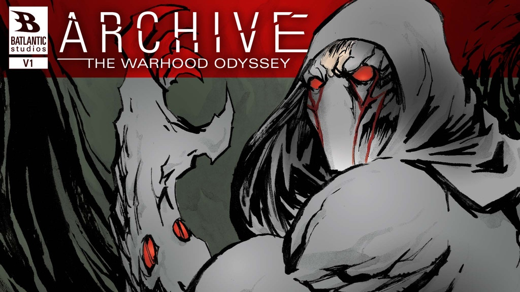 ARCHIVE The WarHood Odyssey Volume One project video thumbnail