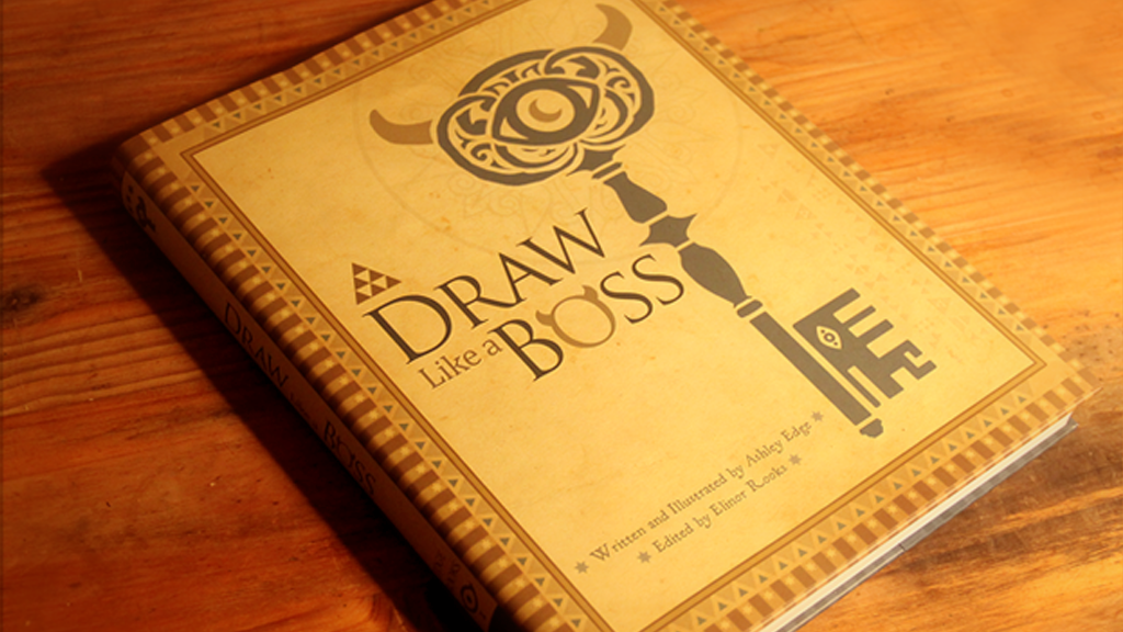 Draw Like a Boss : Final Print of the First Edition project video thumbnail
