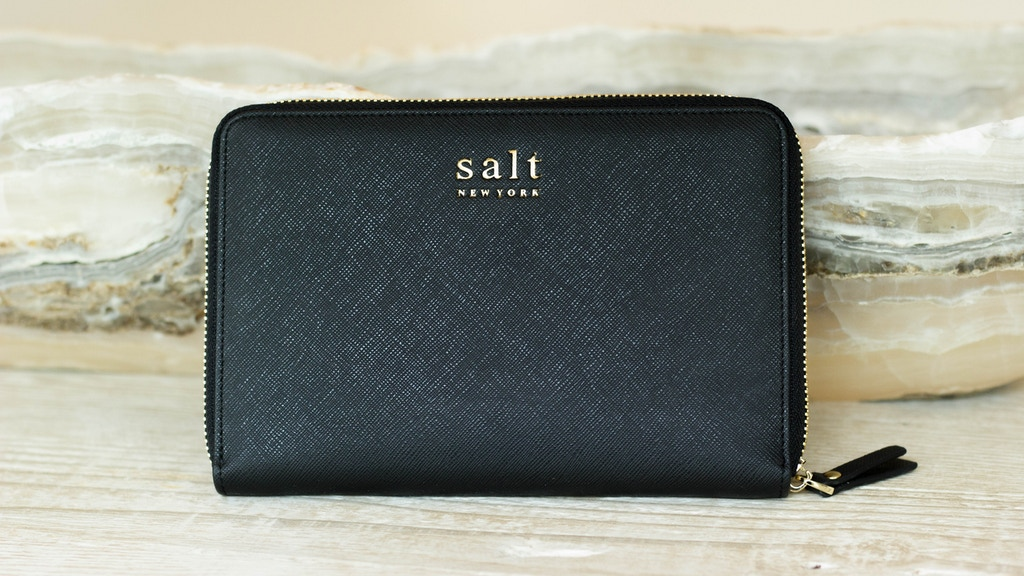 The Palette by Salt New York: A Magnetic Makeup Case project video thumbnail