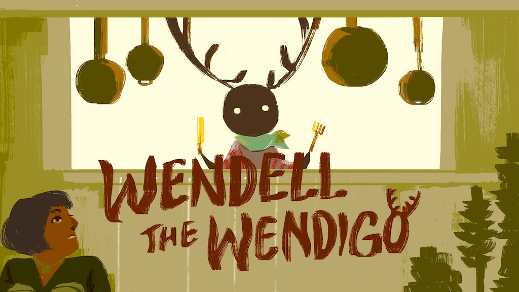 Wendell the Wendigo project video thumbnail