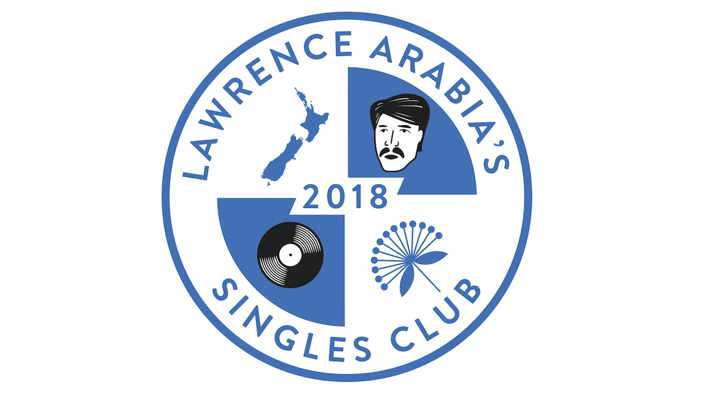 Lawrence Arabia's 2018 Singles Club project video thumbnail