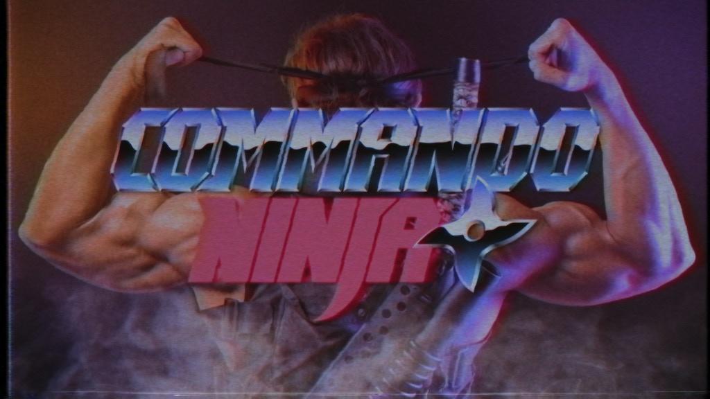 Commando Ninja project video thumbnail