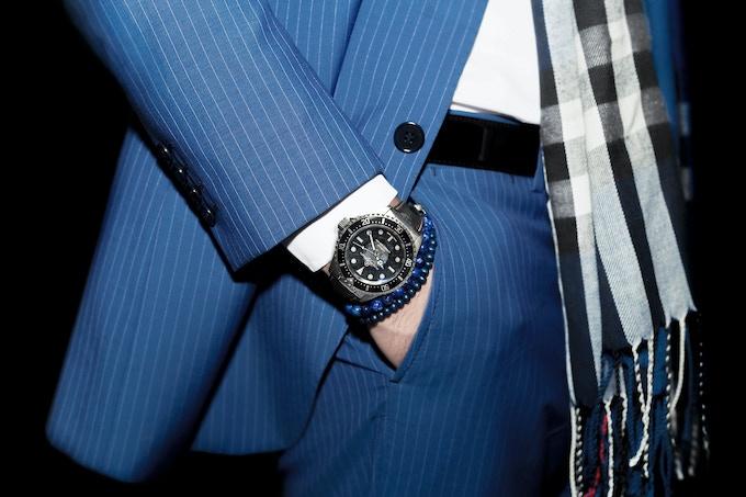 Oliver Newton Watches - Corium Phantom