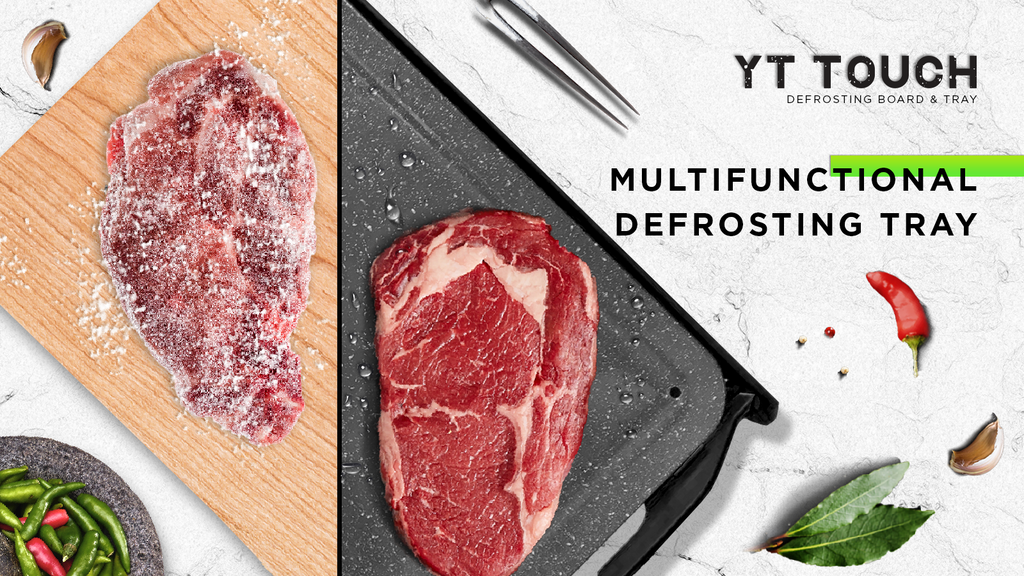 YT TOUCH| Fast Defrosting Tray