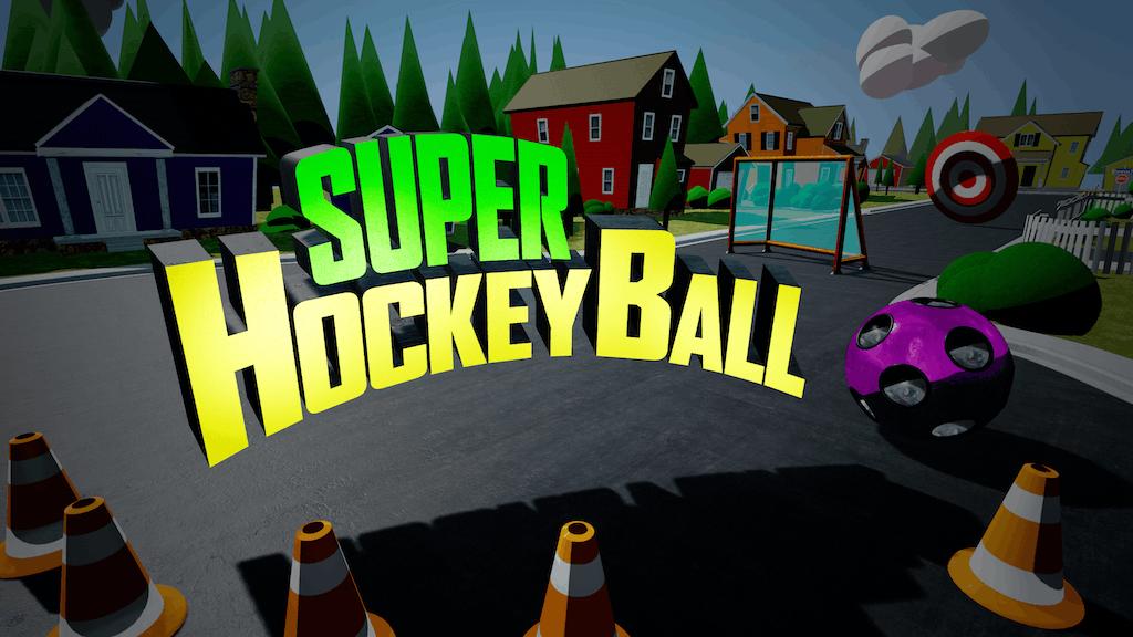 Super Hockey Ball project video thumbnail