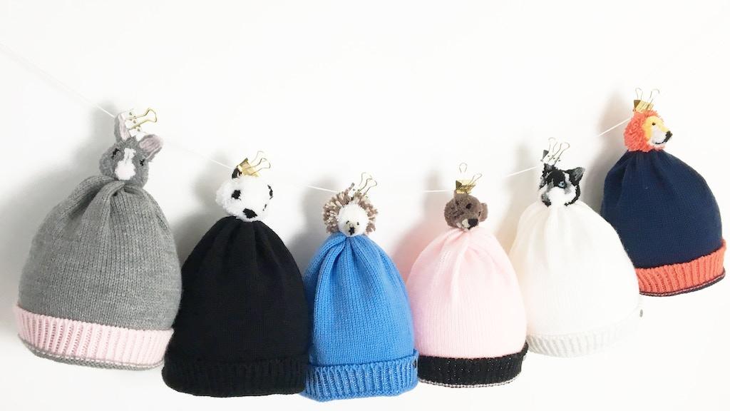 MODANI - Bonnets animaux originaux !