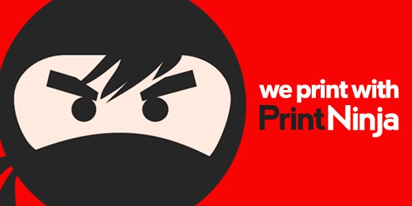 The PrintNinja Logo! Click to visit their website!