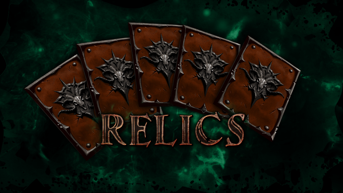 Relic Cards