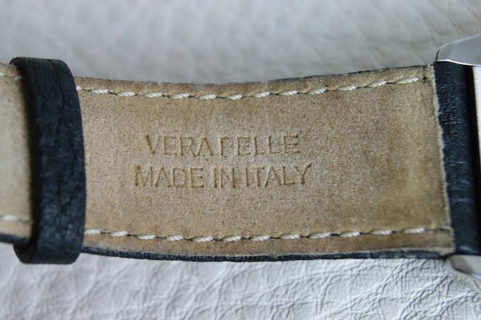 Oliver Newton - Italian Leather