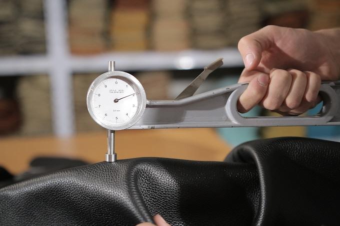 Oliver Newton - Italian Leather Craftsmen