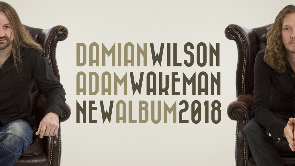 New Wilson & Wakeman album project video thumbnail