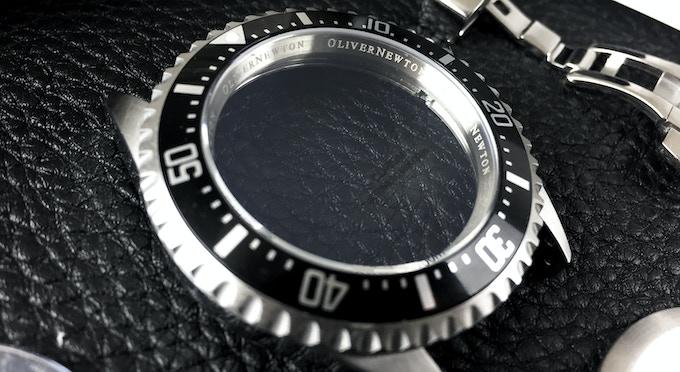 Oliver Newton - Engraved Inner Ring