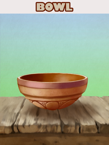 Please fill my bowl with game making funds!