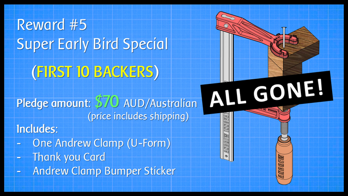 Super Early Bird Special
