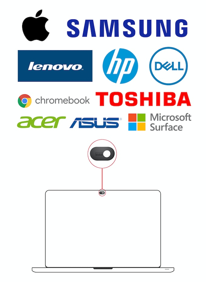 Compatible Laptop brands amongst others
